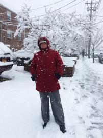 Зима в Нью-Йорке, 2016 год. Автор фото: Надя Курилович